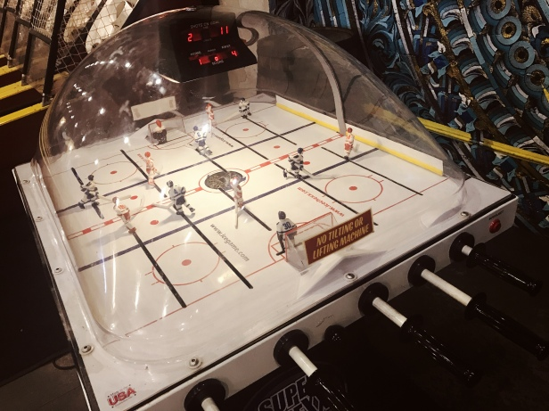Hockey Foosball table